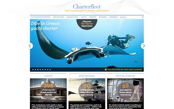 Charter Fleet