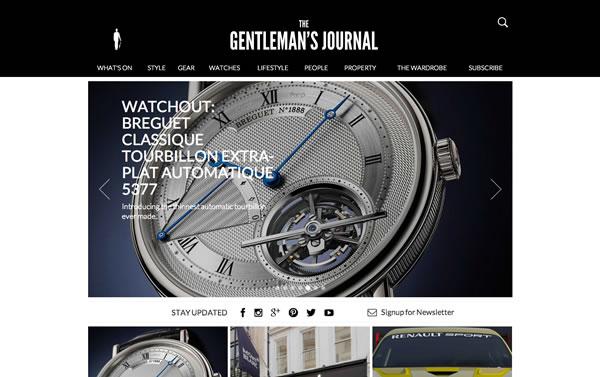 Gentelmans Journal